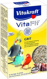 Vita Grit Nature Snäckskal 300g, Alla Fåglar