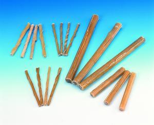 Tugg - Pressad Rulle - 13cm/Ø15mm - Lösvikt Thai