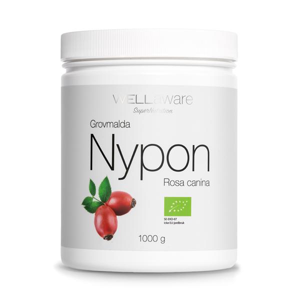 WellAware Eko Nyponpulver 1 kg