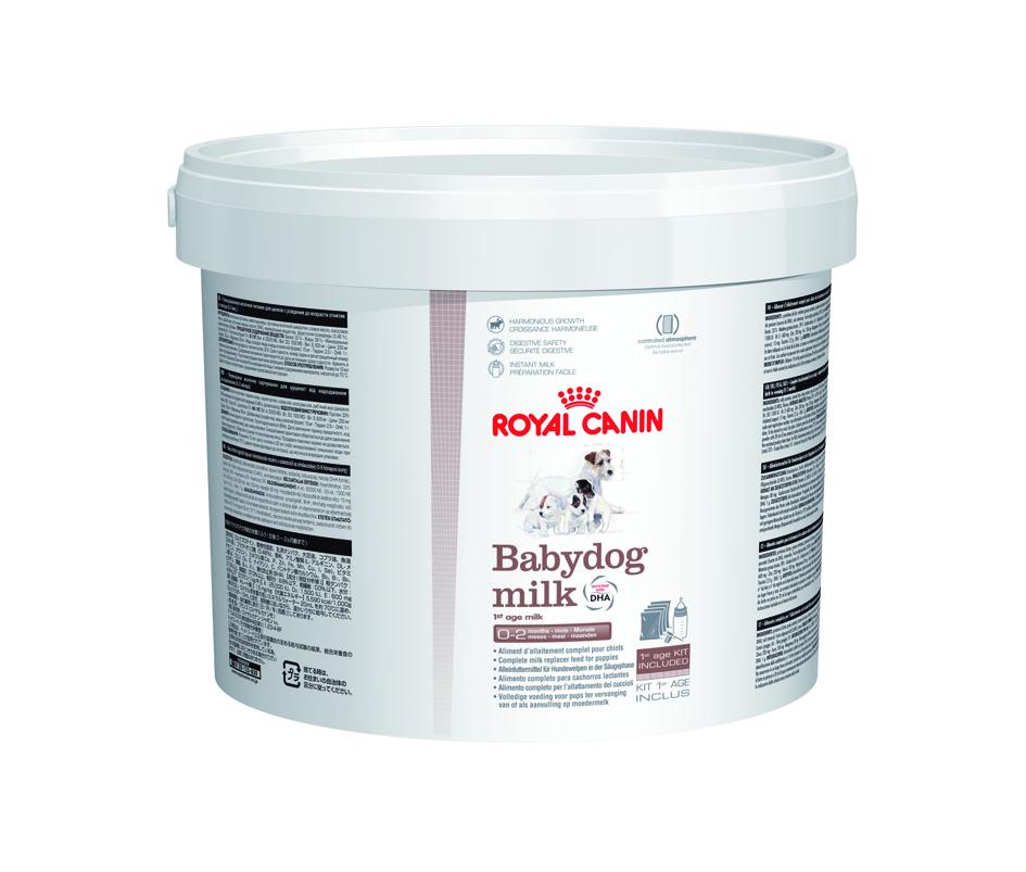 Babydog Milk 2 kg