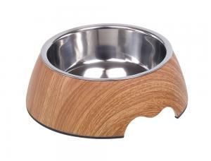 Skål Melamin - Wood - 700ml 22x7,5cm - Middle