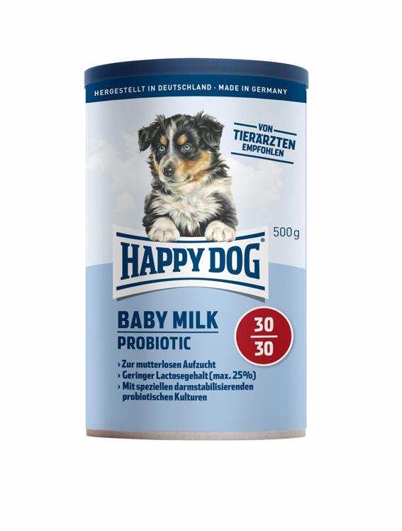 HappyDog Baby Milk Probiotic  500 g
