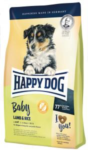 HappyDog Baby Lamb & Rice 4 kg