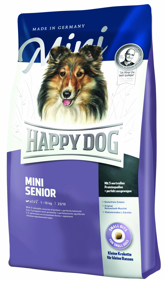 HappyDog Mini Senior 300 g