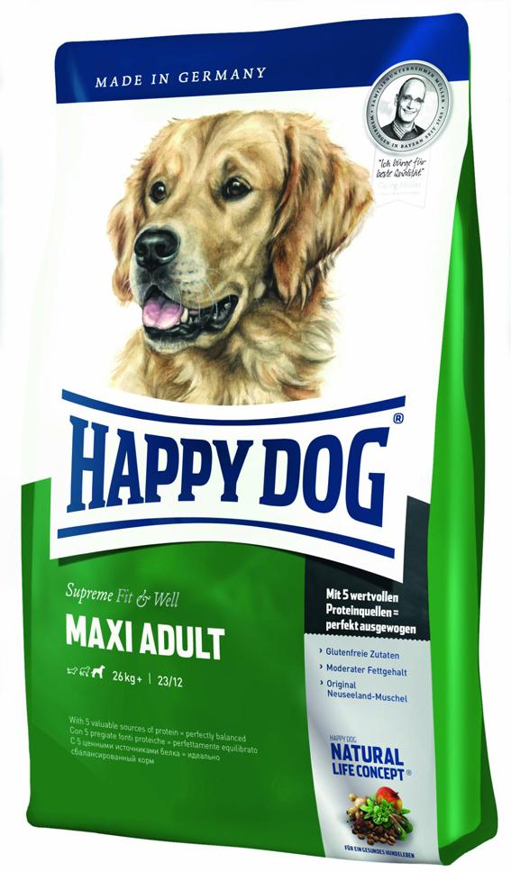 HappyDog Maxi Adult 4 kg