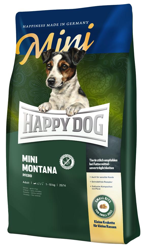HappyDog Sens.Mini Montana GrainFree 4 kg