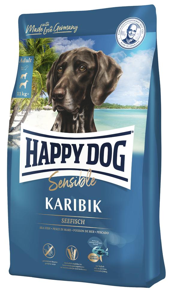 HappyDog Sens.Karibik GrainFree 12,5 kg