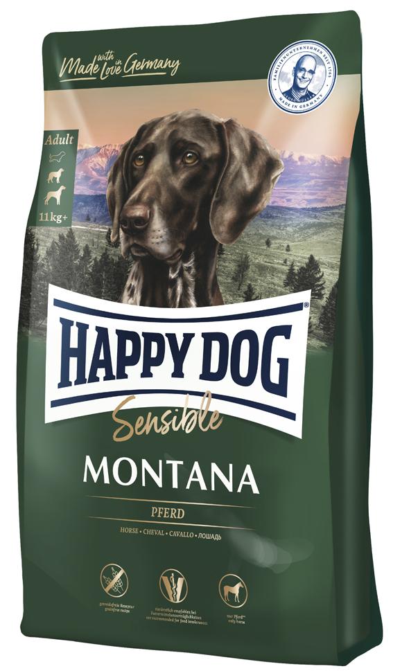 HappyDog Sens.Montana GrainFree 10 kg