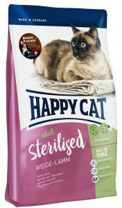 HappyCat Adult sterilised, lamm, 4 kg