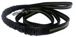 Baggen Expanderkoppel 2m svart-grön
