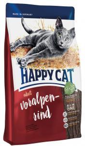 HappyCat Adult oxkött, 10 kg