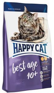 HappyCat Best Age 10+, 4 kg
