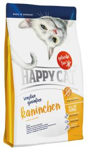 HappyCat Sens.GrainFree kanin, 300 g
