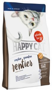 HappyCat Sens.GrainFree ren, 4 kg