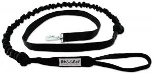BAGGEN® Jogginglina Svart - BGB-hake