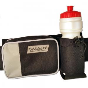 Baggen Väska Softbelt - Svart/Reflex