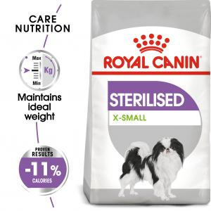 X-SMALL Sterilised 500 g