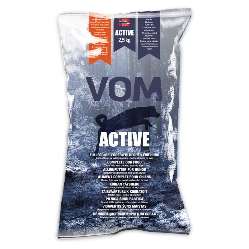 Voh ACTIVE köttb. 2,5kg