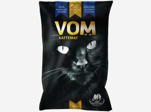 VoH Kattemat Kyckling/Lax köttb. 320gr