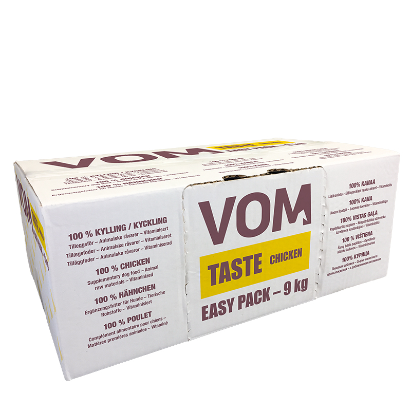 VoH Easypack TASTE Kyckling 9kg