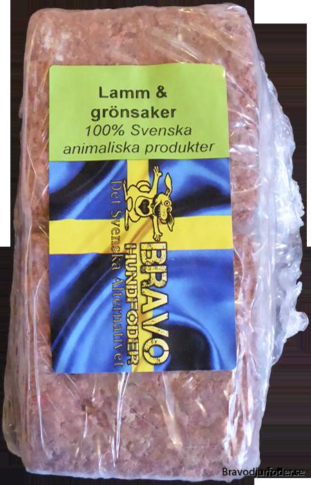 FRYST Bravo Lamm 8x150gr