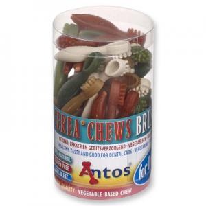 Tandborste 5cm 100gr storpack mix färg