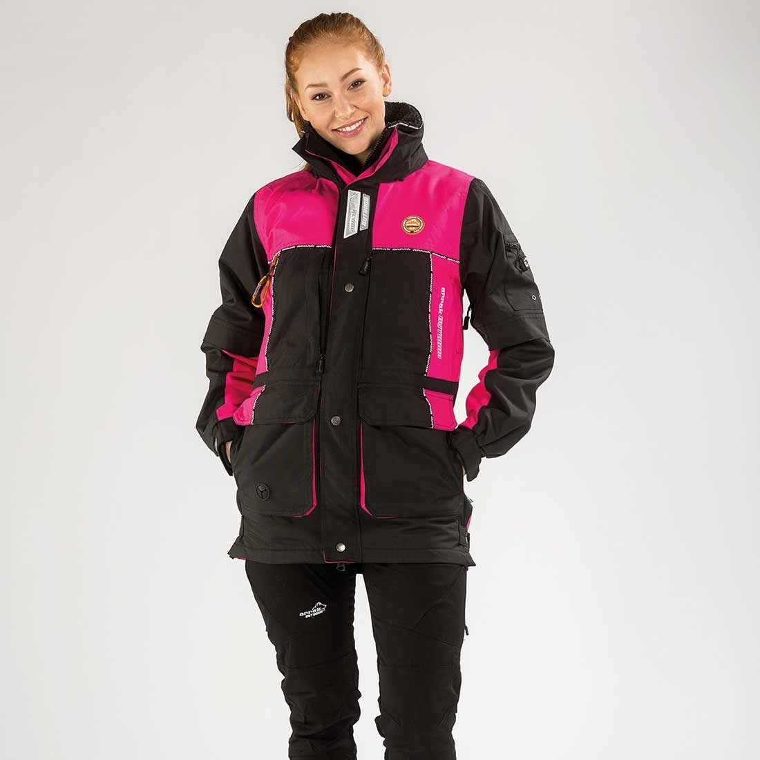 Arrak New Original Jacket Pink/Black XS