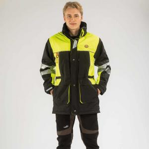 Arrak New Original Jacket High Vis.  M