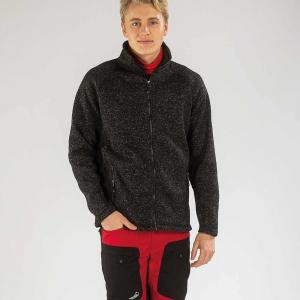 Arrak Men Fleecejacket Black L