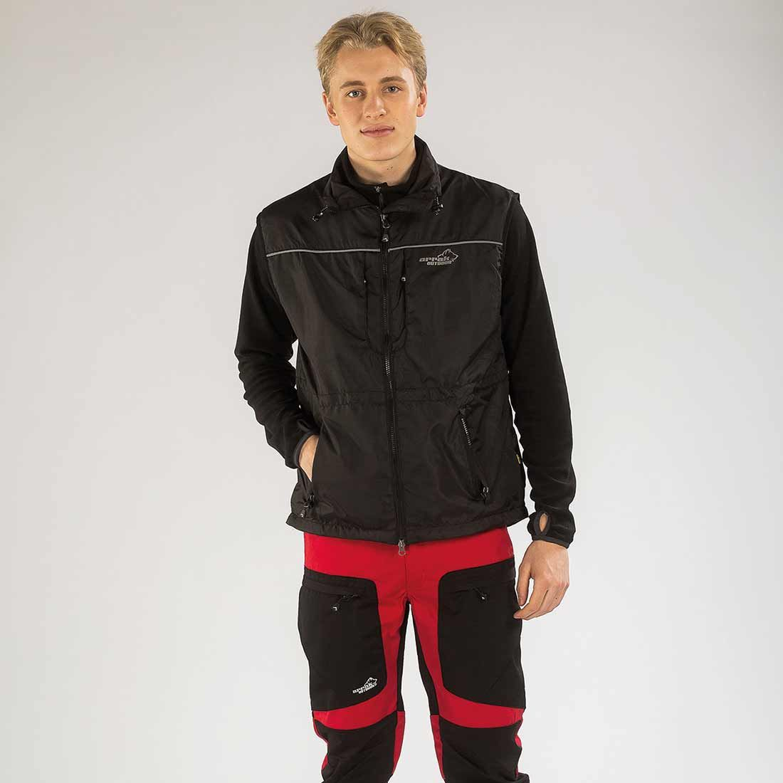 Arrak Jumper vest Black 3XL