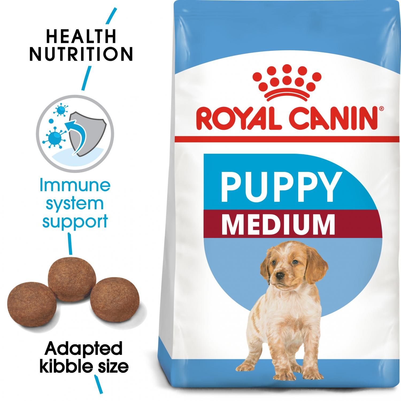 MEDIUM Puppy 4 kg