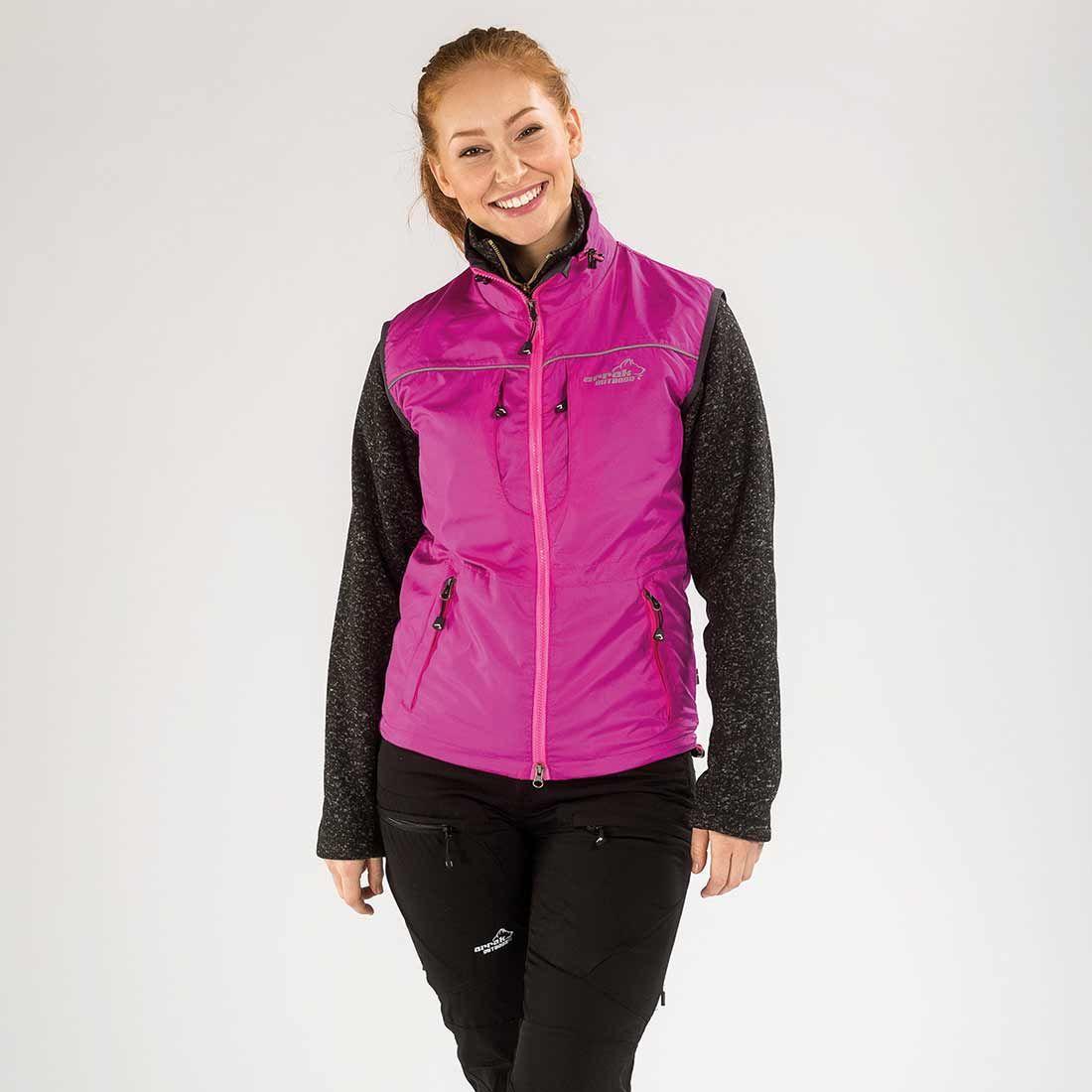 Arrak Jumper vest pink XL