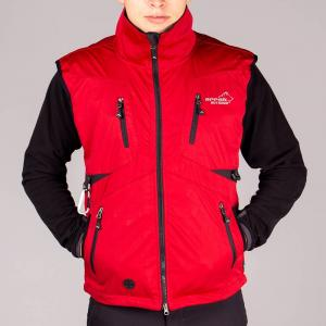 Arrak Acadia Softshell vest Red 4XL
