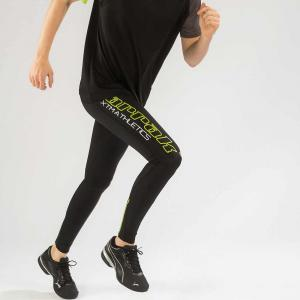 Arrak Athletics tights  Black/Green 3XL