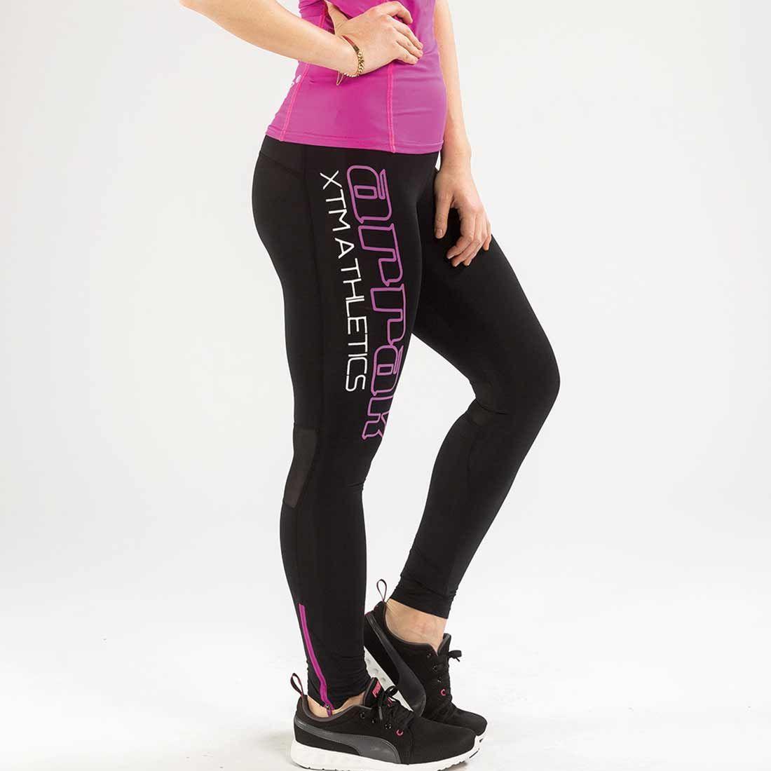 Arrak Athletics tights LADY Black/Purple S