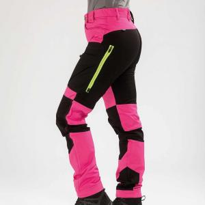 Arrak Active Stretch Pants LADY Long Pink 48