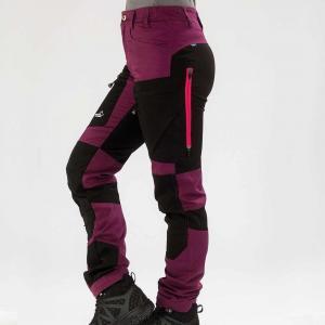 Arrak Active Stretch Pants LADY Long Fuchsia 48