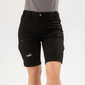 Arrak Active stretch Shorts LADY Black 46