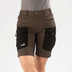 Arrak Active stretch Shorts LADY Brown 46