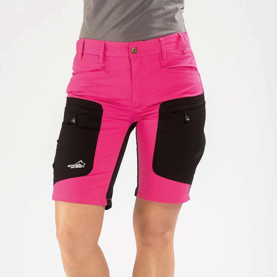 Arrak Active stretch Shorts LADY Pink 44