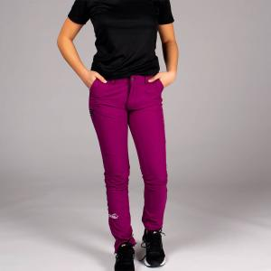 Arrak Stretch Pant Lady Fuchsia 48