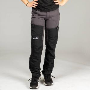 Arrak Rough Pant Lady, Dark Grey 48