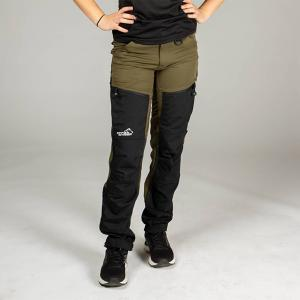 Arrak Rough Pant Lady, Olive 34