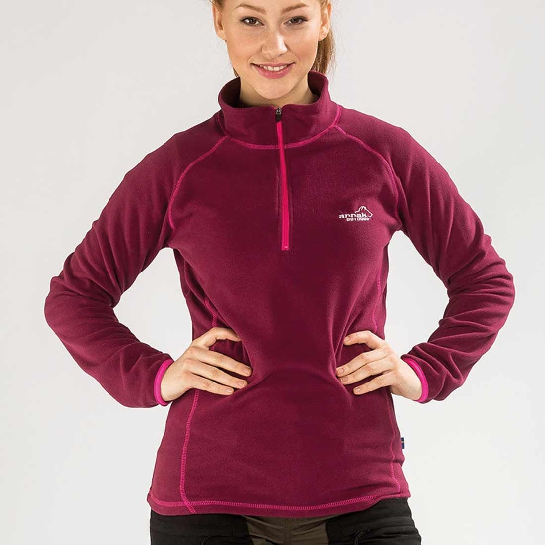 Arrak Peak Microfleece LADY Fuchsia 34