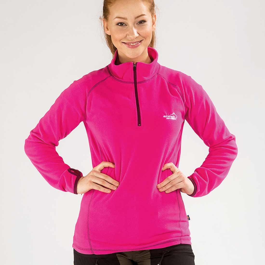 Arrak Peak Microfleece LADY Pink 40