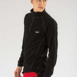 Arrak Peak Microfleece Unisex Black XS