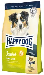 HappyDog Junior Lamb & Rice 10 kg
