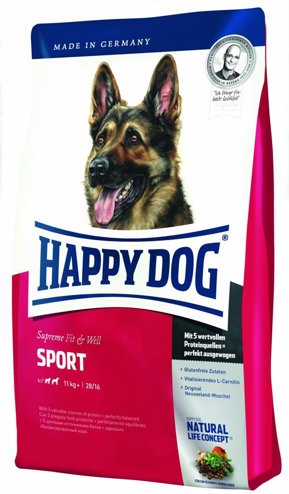 HappyDog Sport Adult 28/16 15 kg