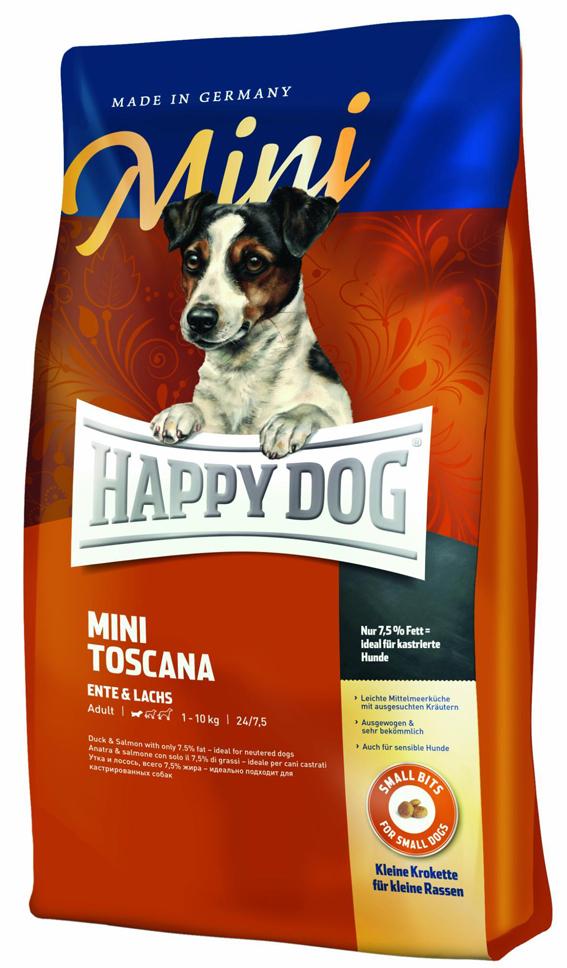 HappyDog Sens.Mini Toscana 4 kg