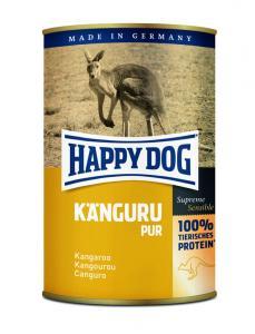 HappyDog konserv, 100% animalisk, känguru 400 g